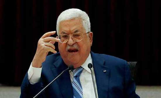 عباس يعلن حالة الطوارئ 30 يوما في الأراضي الفلسطينية