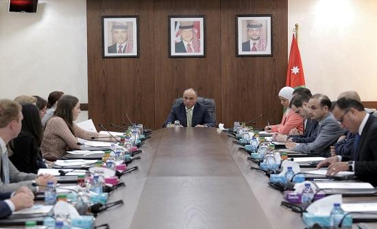 القيسي يؤكد تمسك الأردن بثوابته تجاه القضية الفلسطينية