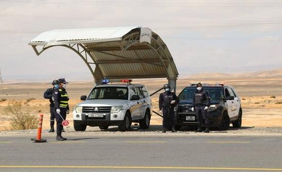توقيف 146 شخصاً خرقوا حظر التجول الشامل في عمان
