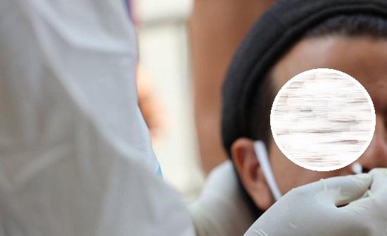نحو 14 ألف حالة كورونا نشطة في الاردن