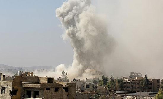 قتلى وجرحى مدنيون إثر غارة لقوات حفتر جنوبي طرابلس