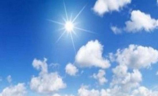 حالة الطقس ودرجات الحرارة المُتوقعة الاربعاء