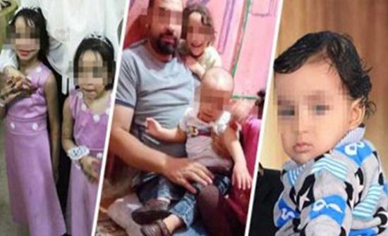"جريمة تهز مصر.. قتلت ابنتيها خنقاً واستغاثة ""هاموت يا ماما"" لم ترحمهما"