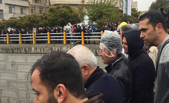 "حكومة إيران تقسم الشعب..  بين ""حقيقي"" و""مشاغب"""