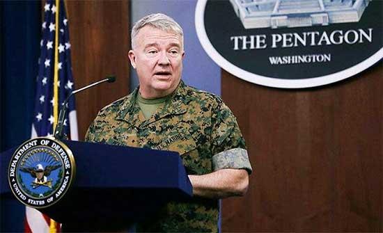 قائد القيادة الوسطى الأميركية: روسيا والصين تسعيان لاستغلال أي تراجع لنا