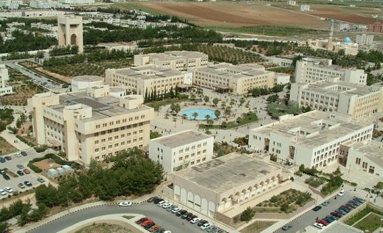 جامعة مؤتة الخامس محليا في تصنيف كيو اس العالمي