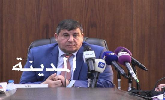 """""""فلسطين النيابية"""" تبحث وحماد مطالب الغزيين"""
