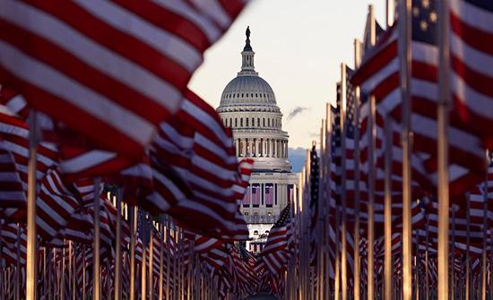 تنصيب جو بايدن رئيسا للولايات المتحدة الامريكية