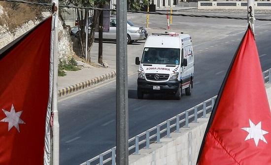 وفاة زوجين وإصابة طفلتهما بحادث تصادم على طريق النقب