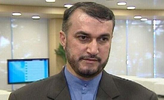 عبد اللهيان: زيارة البابا للعراق نتيجة لتضحيات سليماني والمهندس