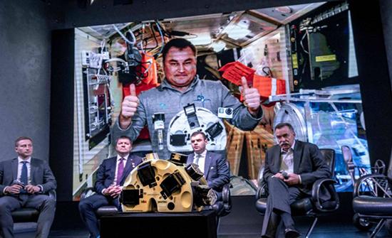 الطباعة ثلاثية الأبعاد تبشر بإنتاج اللحوم في الفضاء