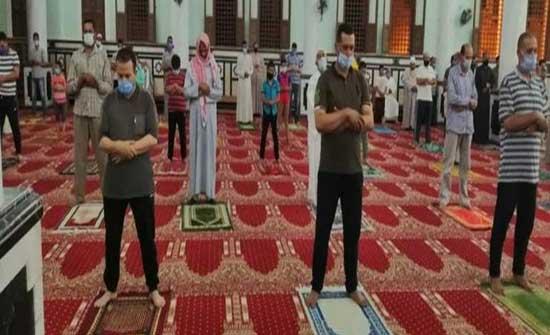 قرار مرتقب بفتح المساجد لصلاة الفجر في رمضان
