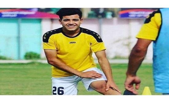 وفاة لاعب عراقي بشكل مفاجئ أثناء المباراة