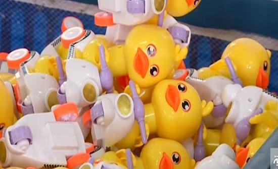 فيديو : ألعاب الأطفال ضحية لأزمة كورونا