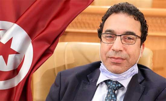 قوات الأمن التونسية حاولت إعادة إعتقال النائب ماهر زيد إثر قرار الافراج عنه