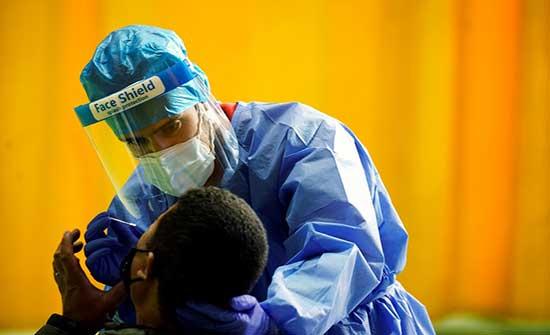الصحة البريطانية: وفاة و1649 إصابة بكورونا