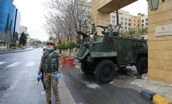 95% من الاردنيين راضون عن اجراءات الجيش والامن في ازمة كورونا