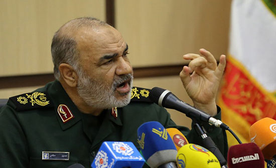 قائد الحرس الثوري: تدمير إسرائيل أصبح حقيقة ممكنة