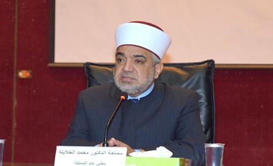 الخلايلة يبحث في مكة المكرمة ترتيبات الحج للموسم المقبل