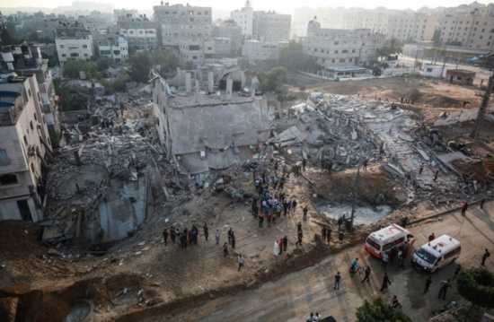 الاحتلال يواصل جرائمه بغزة والمقاومة تعلن إنجازا جديدا (شاهد)