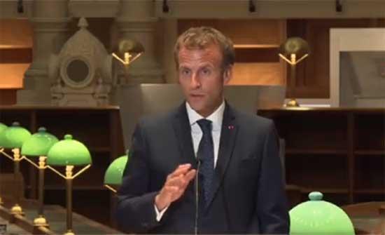 ماكرون: فرنسا لا تنوي مواصلة وجودها العسكري في مالي لفترة طويلة