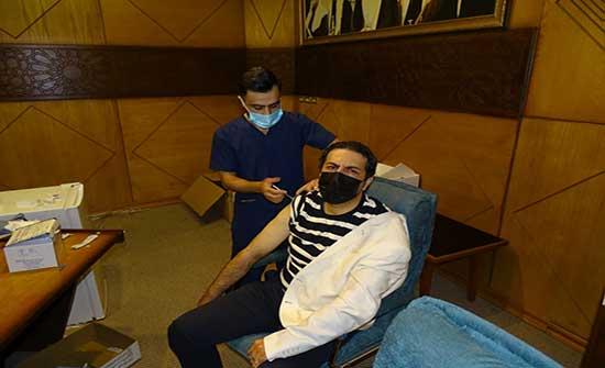 تطعيم جميع موظفي وزارة التعليم العالي ضد كورونا