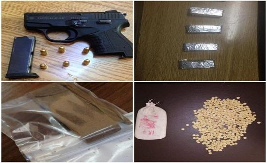 بالصور : ضبط 28 مروجا للمخدرات خلال حملة أمنية