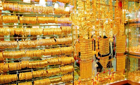 الحكومة تخفض رسوم دمغة المشغولات الذهبية