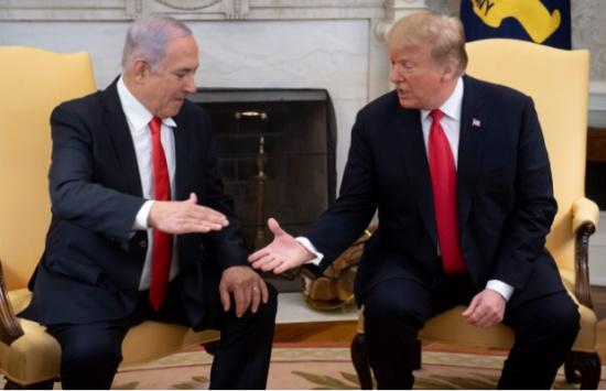 """""""الضم"""": أميركا وإسرائيل تعاكسان دول العالم"""