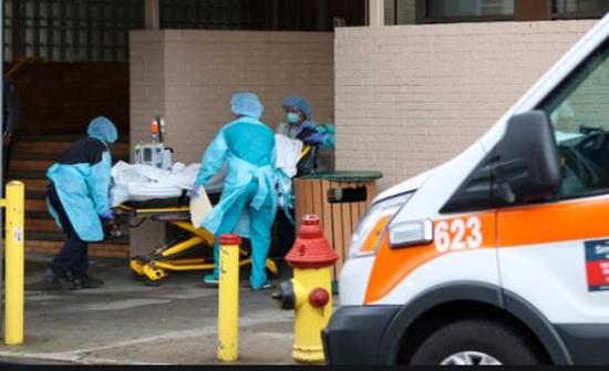 504 وفيات بفيروس كورونا في ايطاليا و94 بأوكرانيا