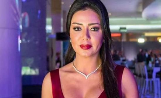 رانيا يوسف تكشف بصورة عن إصابة في وجهها