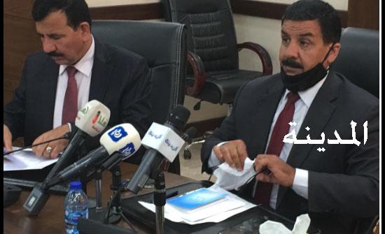 صور : شاهد اجتماع المشتركة النيابية مع محافظي عجلون وجرش ومعان  حول البلديات واللامركزية