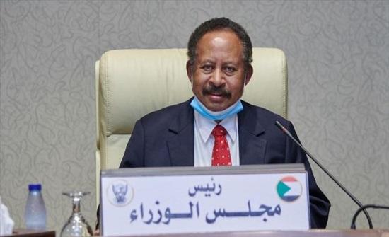 """""""سد النهضة"""".. حمدوك يؤكد التمسك بالتوصل لاتفاق شامل وملزم"""