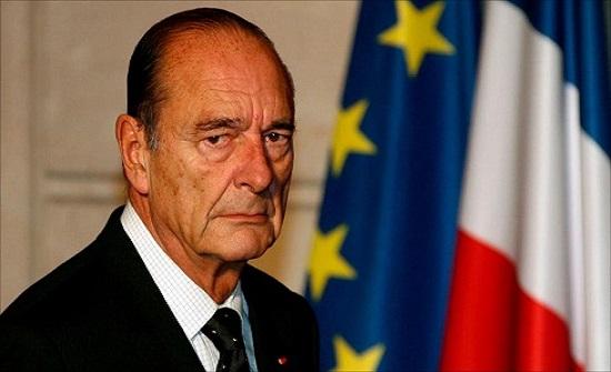 وفاة الرئيس الفرنسي الأسبق جاك شيراك