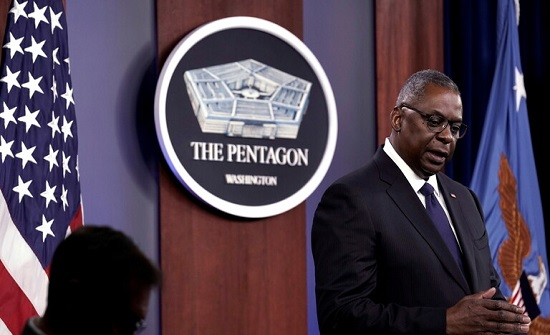 وزير الدفاع الأمريكي: أنهينا أكبر عملية إجلاء جوي للمدنيين في تاريخنا