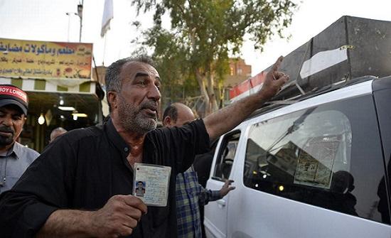 جنوب العراق يلملم قتلاه.. وطرق البصرة والناصرية مقطوعة