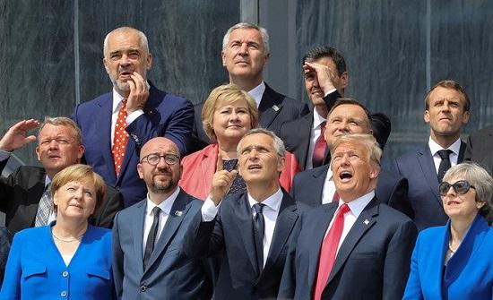 واشنطن تنسحب رسميا من اتفاقية باريس للمناخ