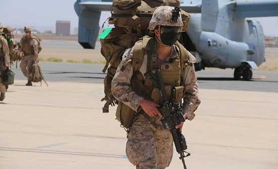 """إنطلاق مناورات """"مخالب الصقر 4 """" بين القوات السعودية والأميركية"""