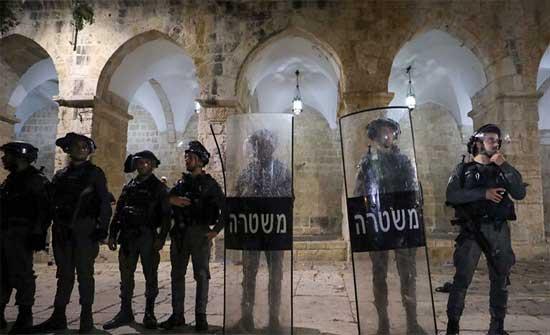 قائد الأركان الإسرائيلي يوعز للأجهزة الأمنية بالاستعداد للتصعيد
