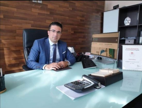 أشرف شهاب رئيسا تنفيذيا لـ يونيكوم للاتصالات بالشرق الاوسط