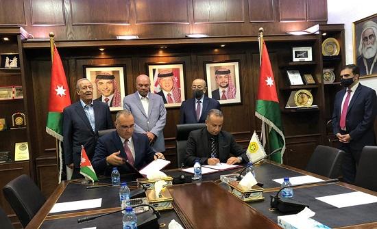 توقيع اتفاقيتين في مجلس الأعيان لتنفيذ برامج صحية وتنموية