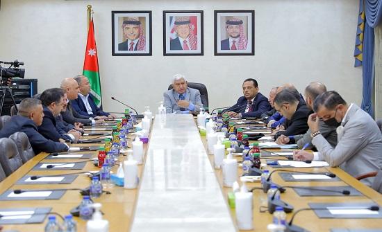 البرلمانية الأردنية مع آسيا تبحث والسفير الأذري أوضاع المنطقة