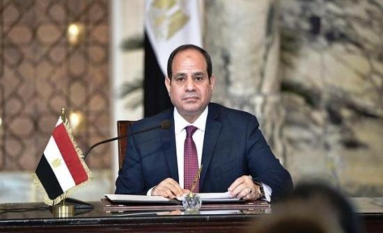 السيسي: توجه مصر والسودان لمجلس الأمن جاء نتيجة للتعنت المستمر لإثيوبيا