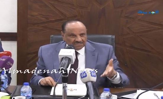 حماد : فعاليات الاحتفال بعيد الاستقلال لا تتعارض مع اجراءات مواجهة كورونا