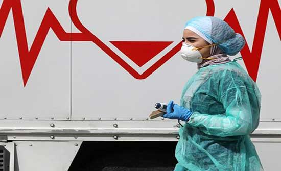 تسجيل 45 وفاة بفيروس كورونا