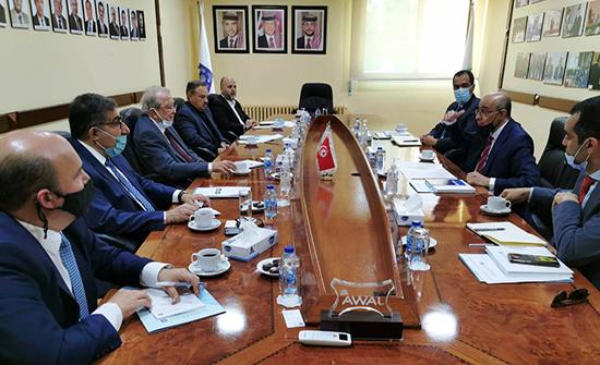 عقد مجلس الأعمال الأردني التونسي المشترك منتصف الشهر المقبل