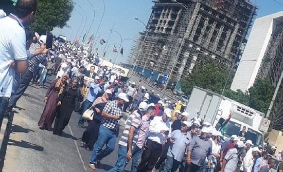 النواصرة : لم نطالب بالغاء اصلاح المدارس ورفع المحروقات