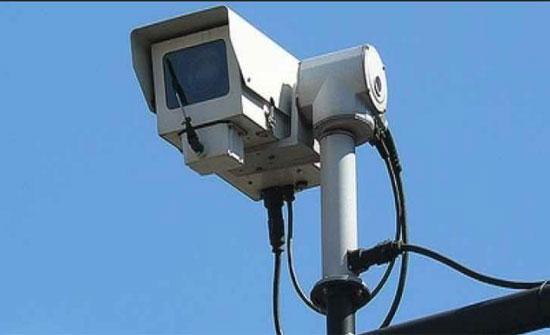 زيادة كاميرات المراقبة على الطريق الصحراوي بعد فتحه