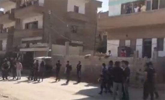 تفجير انتحاري في حي سكني بالقامشلي شرقي سوريا .. بالفيديو