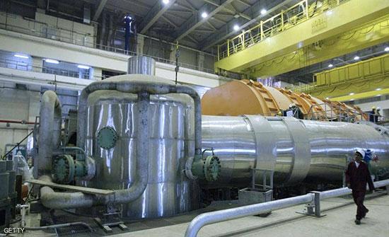 """العثور على آثار يورانيوم داخل """"المخزن السري"""" في إيران"""
